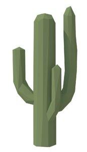3D polycactusplant