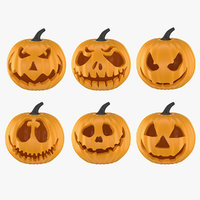 Halloween 6 Pumpkin