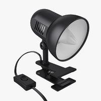 table lamp pin lighting 3D model