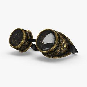 goggles-01---copper-resting 3D