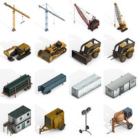 Industrial Vehicles Pack