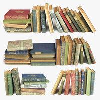 book set 3D