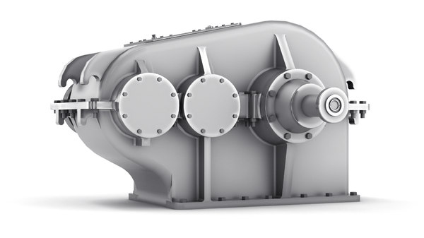 3D reducer gearbox