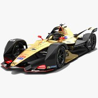 DS Techeetah Formula E Season 2018 2019