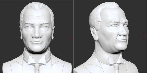 3D president turkey