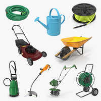Garden Tools Collection 2