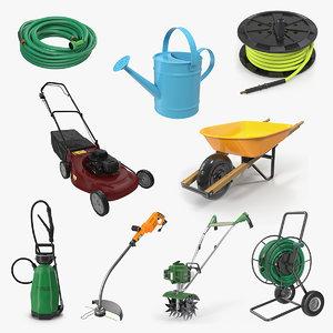 garden tools 2 model
