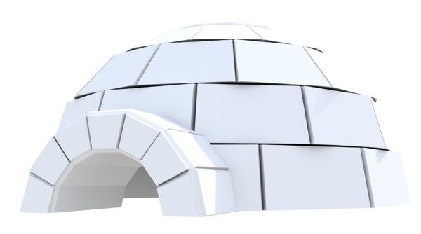 iglooice 3D