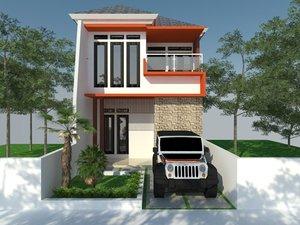 3D sketchup indonesia