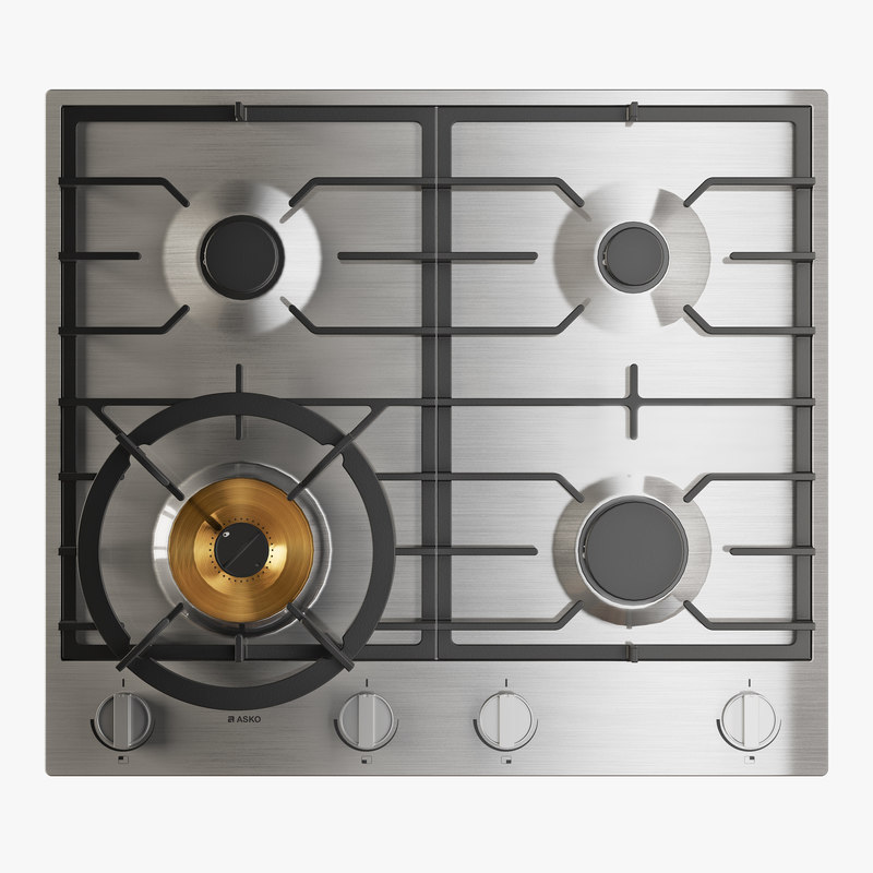 gas cooktop model