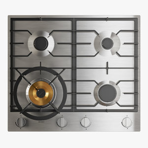 gas cooktop model