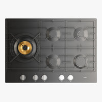 3D gas cooktop