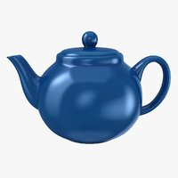3D teapot scanline ready