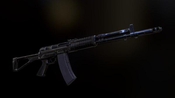 3D aek-971 ar model