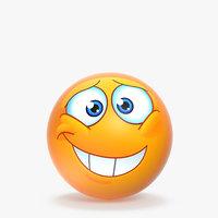 3D model emoji v002