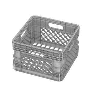 plastic box model