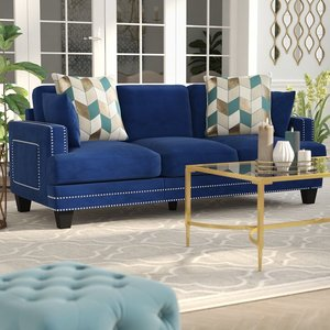 3D anchor seating modern sofa