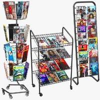 Magazine Rack Collection
