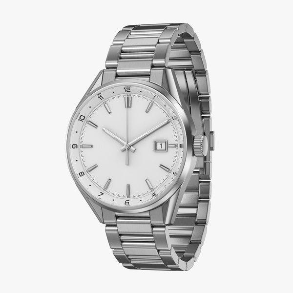 3D classic watch 2