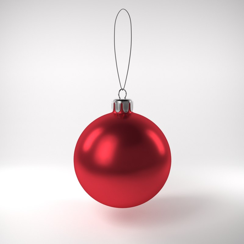 3D christmas toy