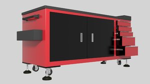 3D workshop trolley