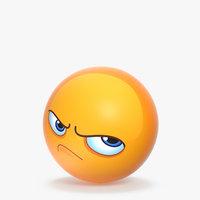 3D emoji v004