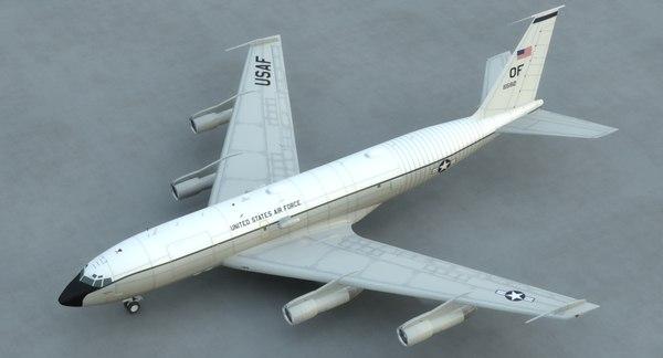 WC-135 Constant Phoenix USAF