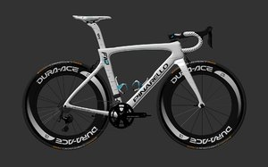 3D pinarello dogma f10 x-light model