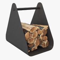 firewood stack model