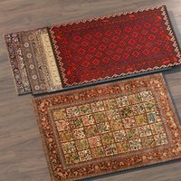 Persian Carpet Set 01