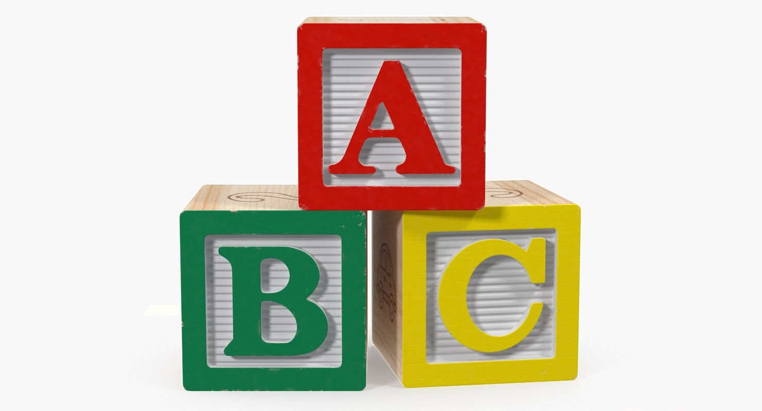 Image result for ABC blocks
