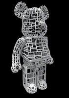 3D cartoon robotic model