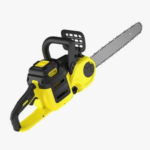 chain saw 3D