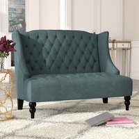 3D home loveseat traditional model