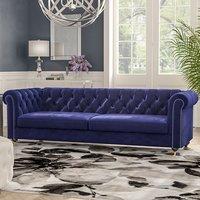 3D chesterfield sofa