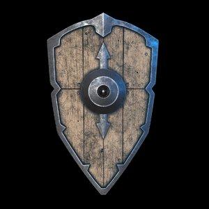 3D shield rw