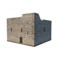 Castle prison