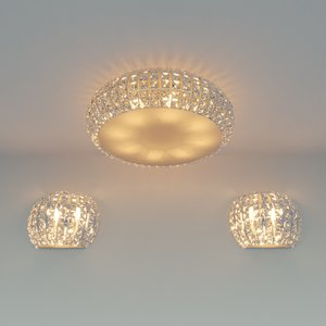 3D odeon lighting