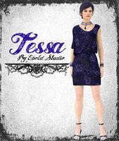 SEXY GIRL CHARACTER - TESSA