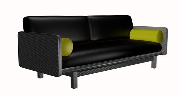 3D sofa loft