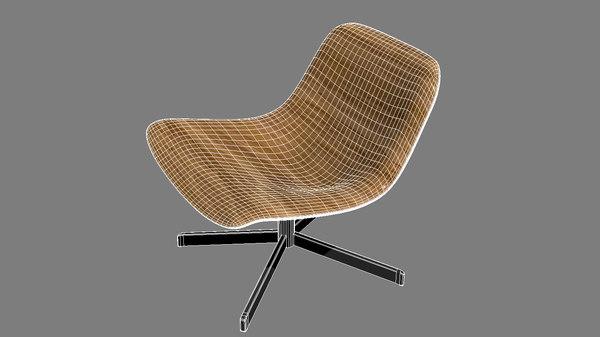 Phenomenal Nonesuch Modern Swivel Lounge Chair Bu Blu Dot Creativecarmelina Interior Chair Design Creativecarmelinacom