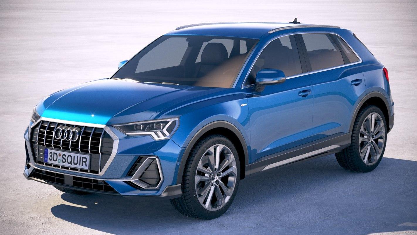 Audi Q3 S-line 2019