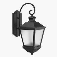 street lantern 3D