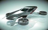 car copter 3D