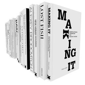 3D stack design books