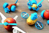 3D vegetable