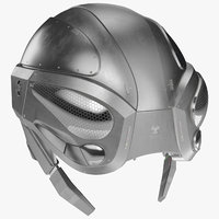tactical helmet 3D