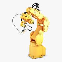 Generic Industrial Robot v 1