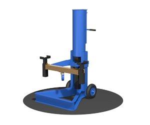 jack lift 3D model