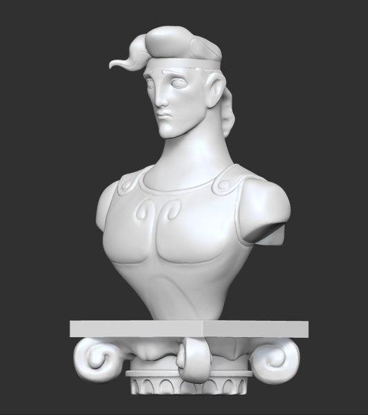 3D hercules printing stl